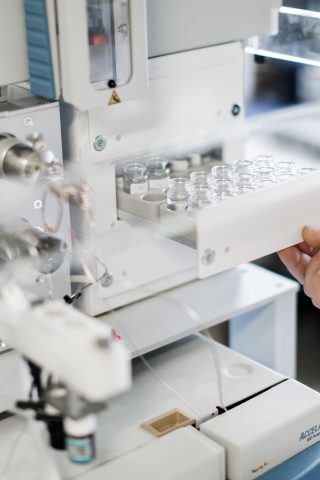 WLN analyse organische chemie