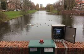 sensortechnologie voor rioolstelsels