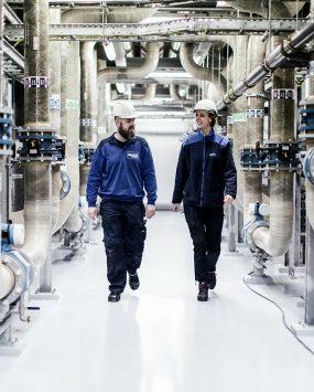WLN Glimmen waterlaboratorium watertechnologie