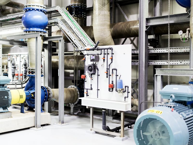 VCA watertechnologie WLN