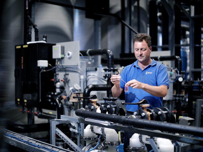 watertechnologie waterlaboratorium