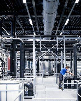 VCA watertechnologie