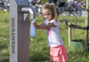 Drinkwatertappunt (bron WMD)