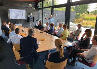 Bijeenkomst Koploperproject WLN