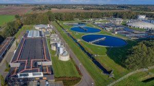 UPW-fabriek Emmen WLN NieuWater BODAC